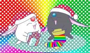 クリスマスモコナ