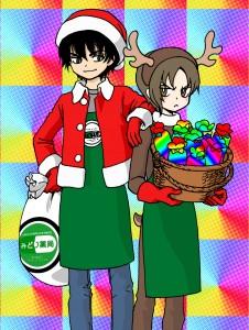 クリスマスドラッグ